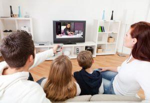 televisão na estratégia de comunicação